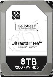 Dysk serwerowy HGST Ultrastar DC HC510 He10 8 TB 3.5'' SATA III (6 Gb/s)  (0F27610)