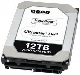 Dysk serwerowy HGST Ultrastar DC HC510 He12 12 TB 3.5'' SAS-3 (12Gb/s)  (0F29530)