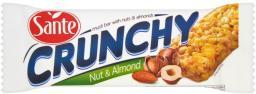 Sante Baton Crunchy orzech migdał 40g
