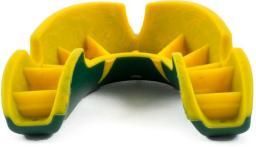 Opro Ochraniacze na zęby, szczęki (Silver) - zielono-żółty (9374)