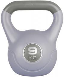 inSPORTline Kettlebell Vin-Bell szary 9 kg (16770)