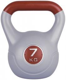 inSPORTline Kettlebell Vin-Bell szary 7 kg (16768)