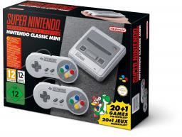Konsola Nintendo Classic Mini: SNES (2400166)