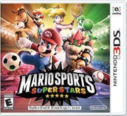 Gra Nintendo 3DS Mario Sports Superstars + amiibo (NI3S4609)