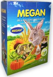 Megan Pokarm dla gryzoni 750g