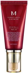 Missha M Perfect Cover BB Cream SPF42/PA+++  27 Honey Beige 50ml