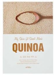 Apieu A'pieu Skin- Fit Sheet Mask (Quinoa) 25 g