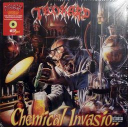 Tankard, Chemical Invasion
