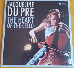 Jacqueline Du Pre, The Heart of the Cello (Compilation-30th Anniversary of death, October 19th)