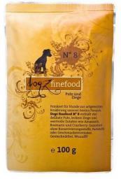 Dogz Finefood N.08 Indyk i koza saszetka 100g