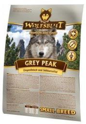 Wolfsblut Dog Grey Peak Small - koza i bataty 15kg