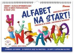 Alfabet na start! (+CD)