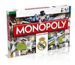 Winning Moves Monopoly Real Madryt (240497)