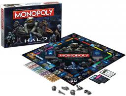 Winning Moves Monopoly Halo collectors edition wersja angielska (265612)