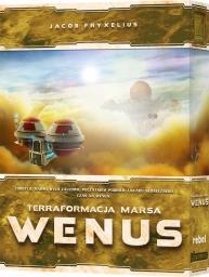 Rebel Gra planszowa Terraformacja Marsa: Wenus (261085)