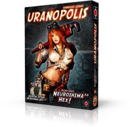 PortalGames Neuroshima Hex 3.0: Uranopolis (165448)