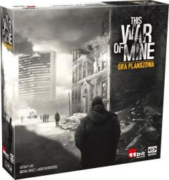 Galakta This War of Mine: The Board Game (Polska edycja) (265620)