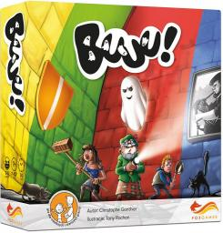 Foxgames Gra Buuu! (263564)
