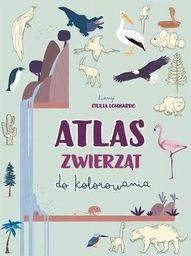 Atlas zwierząt do kolorowania - 265449