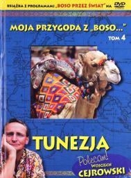 """Moja przygoda z """"Boso..."""" Tom 4. Tunezja + DVD"""