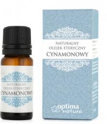 Natura Optima Naturalny olejek eteryczny cynamonowy 10ml