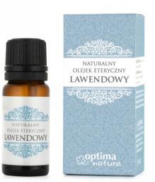 Natura Optima Naturalny olejek eteryczny lawendowy 10ml