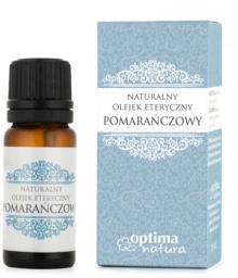 Natura Optima Naturalny olejek eteryczny pomarańczowy 10ml