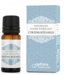 Natura Optima Naturalny olejek eteryczny z drzewa różanego 10ml