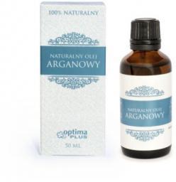 Natura Optima Naturalny olej do masażu arganowy  50 ml