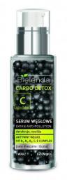 Bielenda Bielenda Carbo Detox Czarny Węgiel Serum na dzień i noc  30g