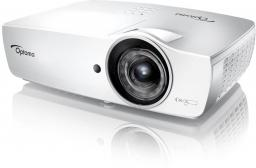 Projektor Optoma EH460ST Lampowy 1920 x 1080px 4200lm DLP ST