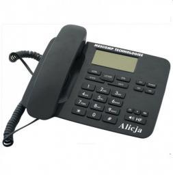 Telefon przewodowy Mescomp Mescomp