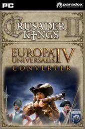 Crusader Kings II: Europa Universalis IV Converter, ESD