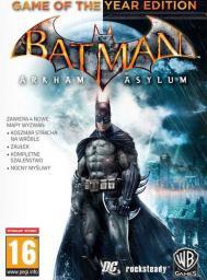 Batman: Arkham Asylum - Game of The Year Edition, ESD