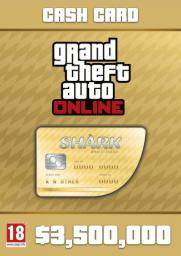 Grand Theft Auto Online: Whale Shark Card, ESD
