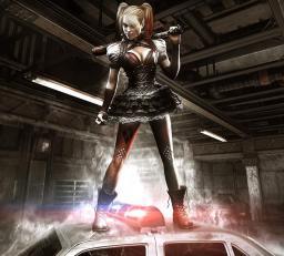 Batman: Arkham Knight - Harley Quinn DLC, ESD