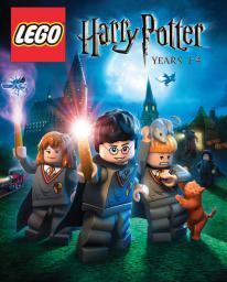 LEGO Harry Potter Lata 1-4, ESD