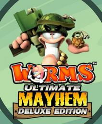 Worms Ultimate Mayhem - Deluxe Edition, ESD
