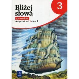 J.Polski GIM 3/1 Bliżej słowa ćwiczenia