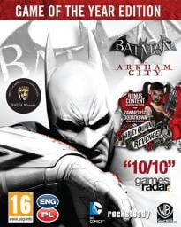 Batman: Arkham City - Game of The Year Edition, ESD