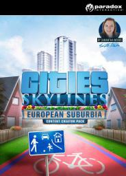 Cities: Skylines - Content Creator Pack: European Suburbia, ESD