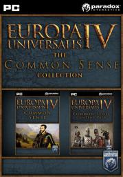 Europa Universalis IV: The Common Sense Collection, ESD