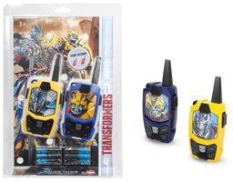 Dickie Transformers Walkie Talkie 2 rodzaje - 262761