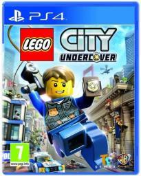 LEGO City: Tajny Agent