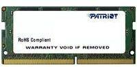 Pamięć do laptopa Patriot  Signature DDR4 8GB, 2400MHz, CL17  (PSD48G240081S)