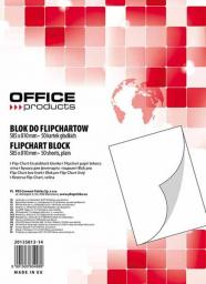 Office Products Blok do Flipchar 58.5 x 81cm, 50 kartek (20135813-14)