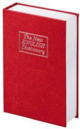 Hama Sejf książkowy BS-180 czerwony (000505310000)