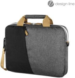Torba Hama do laptopa florenz 13.3 Grey-Black