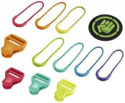 Hama COOCAZOO zestaw elementów wymiennych Special, Rainbow do plecaków z systemem MatchPatch (001391790000)