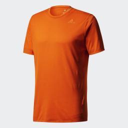 Adidas Koszulka biegowa Supernova Tee M Pomarańcza r. M (BQ7261) ID produktu: 1680111